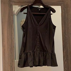 Banana Republic Tops - Banana Republic Peplum Sleeveless Blouse.